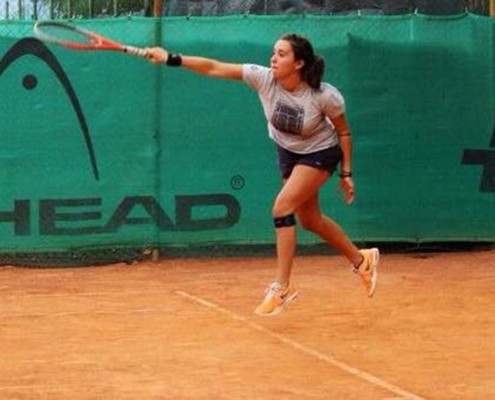 Camilla Corte - ITALY - Tennis Player