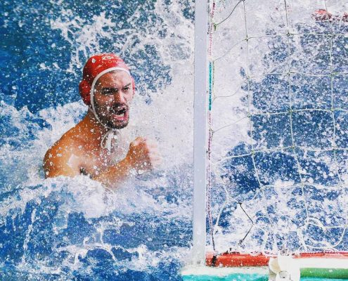 Edoardo Prian - ITALY - National Waterpolo Team