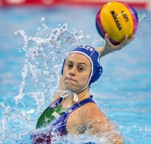 Aleksandra Cotti - ITALY - National Waterpolo Team