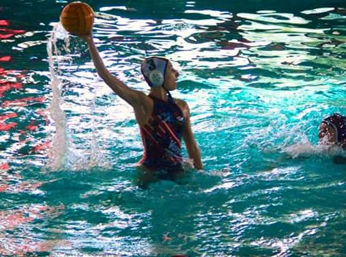 Roberta Baruffato - ITALY - First Division Waterpolo Team