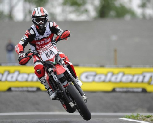 Thierry van den Bosh - FRANCE - Supermotard World Championship