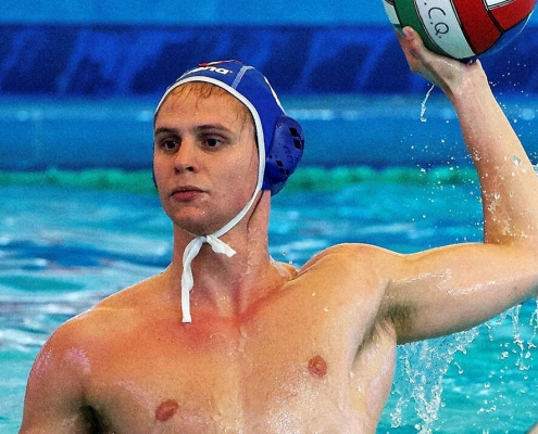 Matteo Spigno - ITALY - First Division Waterpolo