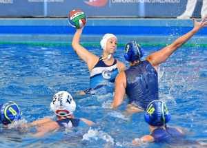 Elena Maggi - ITALY - National Waterpolo Team - First Division